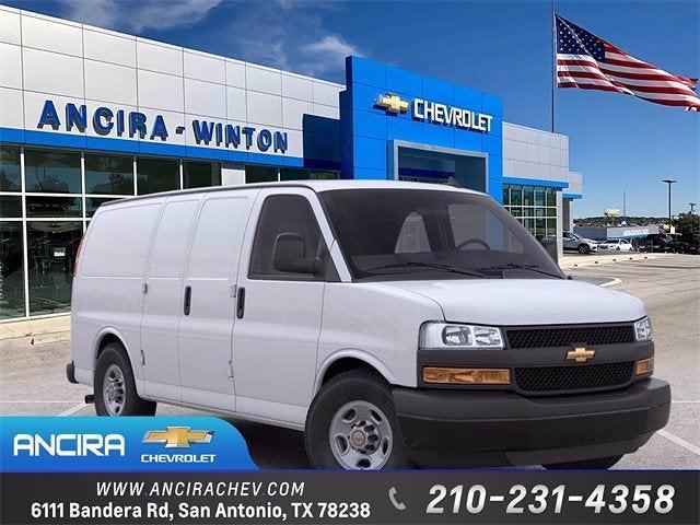 2020 Chevrolet Express 2500 4x2, Harbor Empty Cargo Van #CL6748 - photo 1