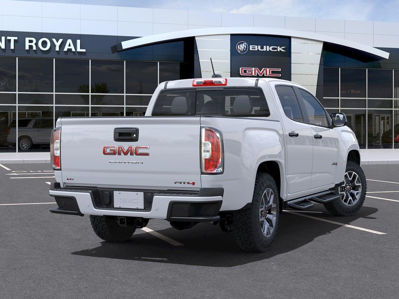 2021 GMC Canyon Crew Cab 4x4, Pickup #V21182 - photo 24