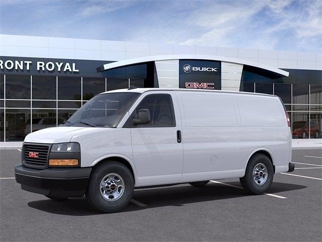 2021 GMC Savana 2500 4x2, Empty Cargo Van #V21221 - photo 3
