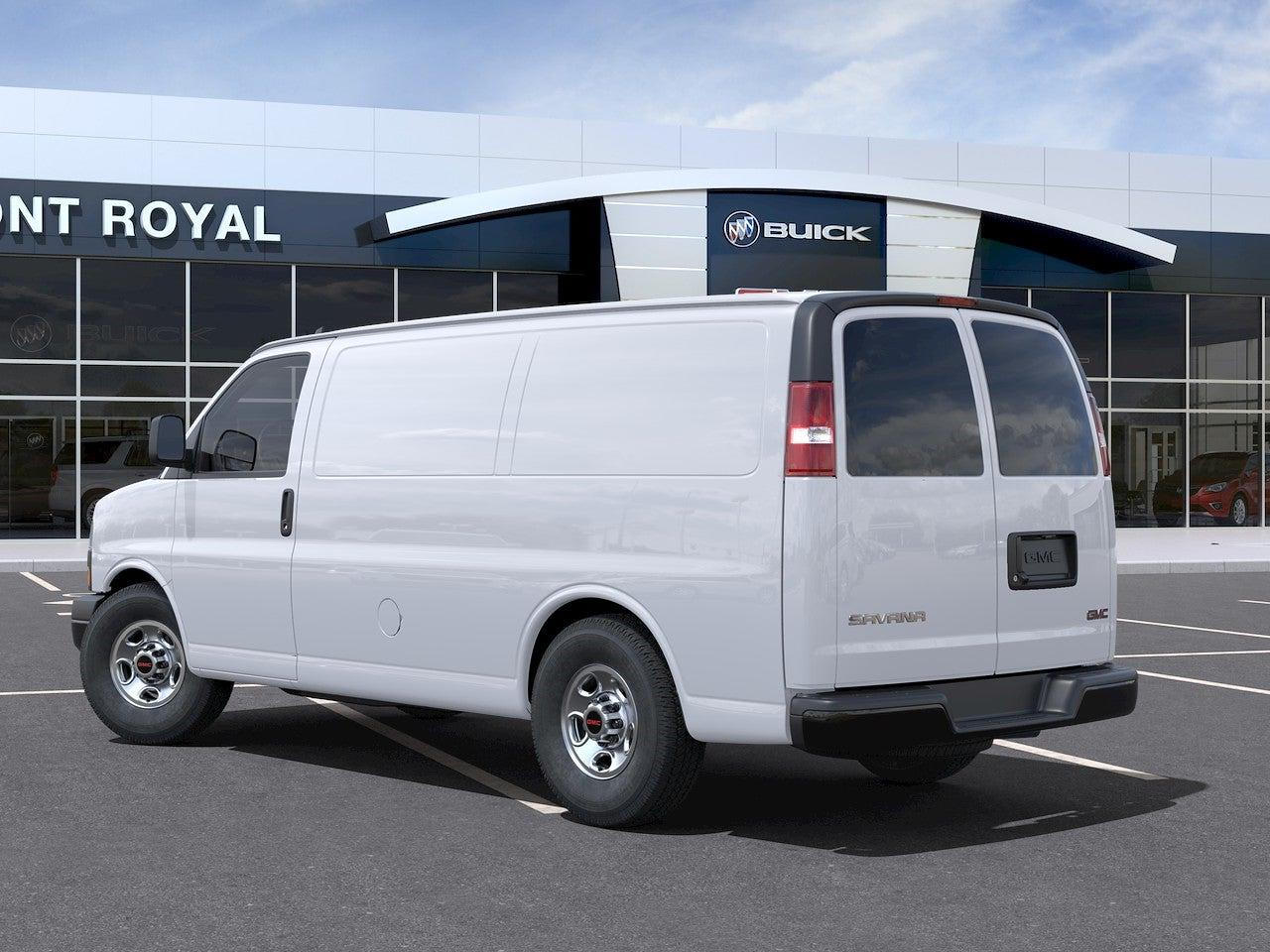 2021 GMC Savana 2500 4x2, Empty Cargo Van #V21221 - photo 23