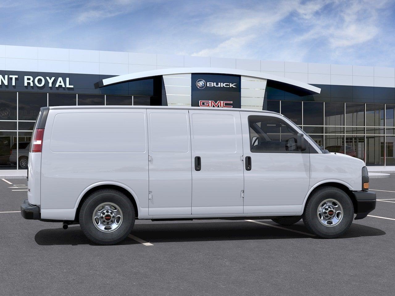 2021 GMC Savana 2500 4x2, Empty Cargo Van #V21221 - photo 25