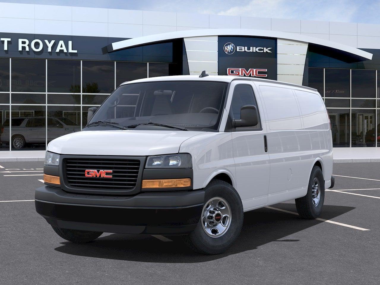 2021 GMC Savana 2500 4x2, Empty Cargo Van #V21221 - photo 26