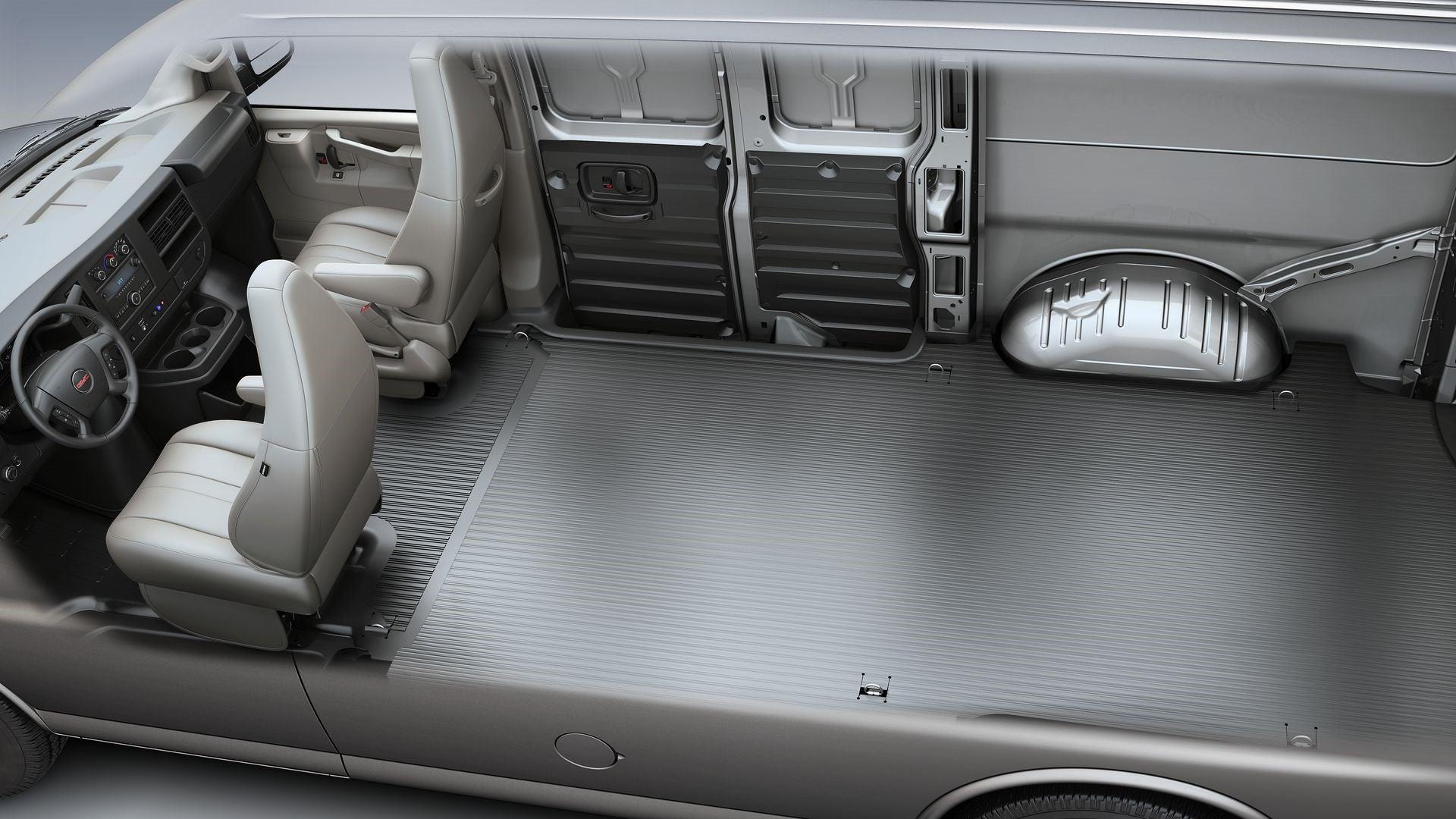 2021 GMC Savana 2500 4x2, Empty Cargo Van #V21221 - photo 41
