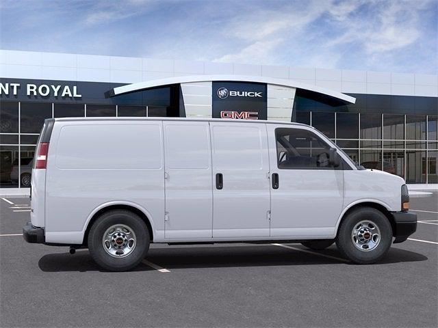 2021 GMC Savana 2500 4x2, Empty Cargo Van #V21221 - photo 5