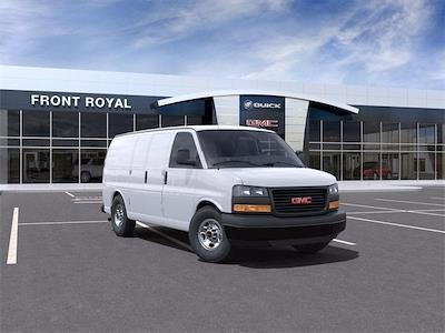 2021 GMC Savana 2500 4x2, Empty Cargo Van #V21221 - photo 1
