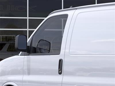 2021 GMC Savana 2500 4x2, Empty Cargo Van #V21221 - photo 10