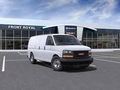 2021 GMC Savana 2500 4x2, Empty Cargo Van #V21221 - photo 21