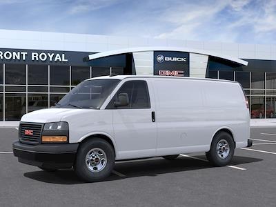 2021 GMC Savana 2500 4x2, Empty Cargo Van #V21221 - photo 22