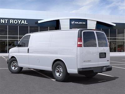 2021 GMC Savana 2500 4x2, Empty Cargo Van #V21221 - photo 4