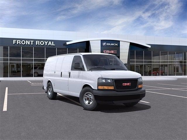 2021 GMC Savana 2500 4x2, Empty Cargo Van #V21238 - photo 1