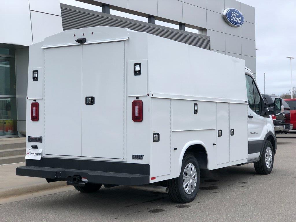 2020 Ford Transit 350 4x2, Knapheide Service Utility Van #F206015 - photo 1