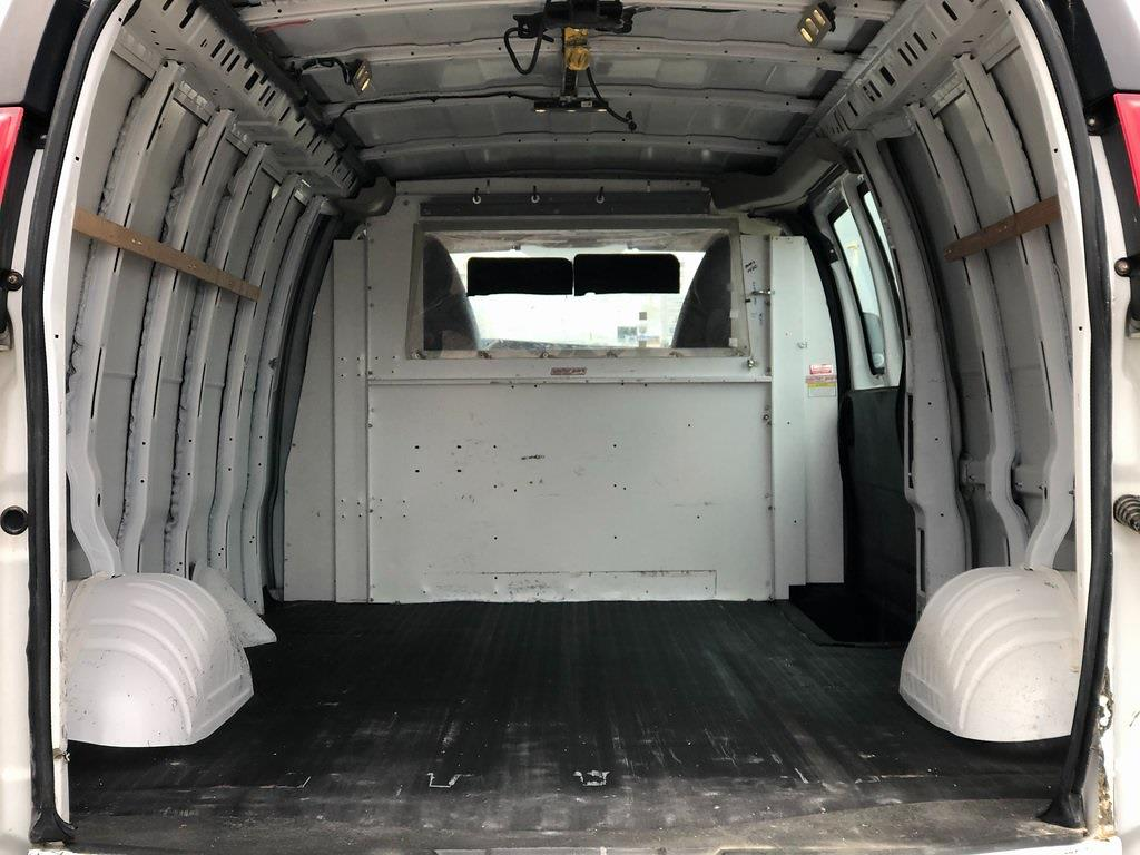 2015 Chevrolet Express 3500 4x2, Empty Cargo Van #FA206070 - photo 1
