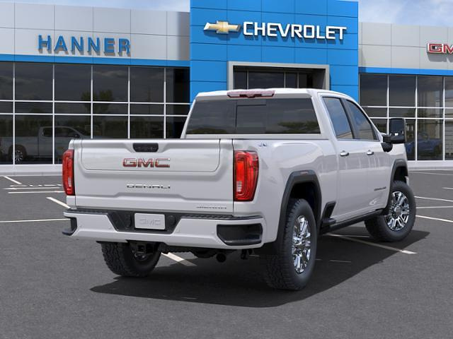2021 GMC Sierra 2500 Crew Cab 4x4, Pickup #5105890 - photo 2