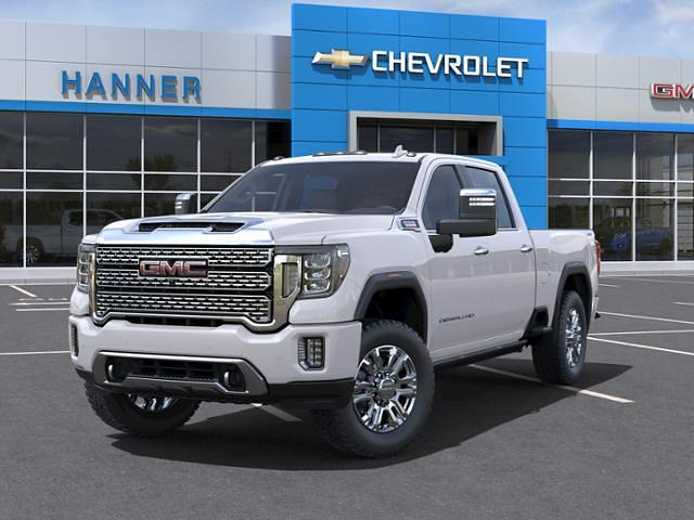 2021 GMC Sierra 2500 Crew Cab 4x4, Pickup #5105890 - photo 6