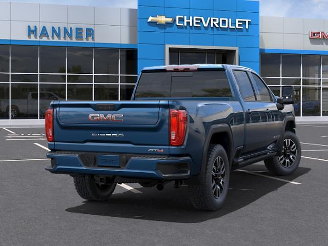 2021 GMC Sierra 2500 Crew Cab 4x4, Pickup #5105970 - photo 3