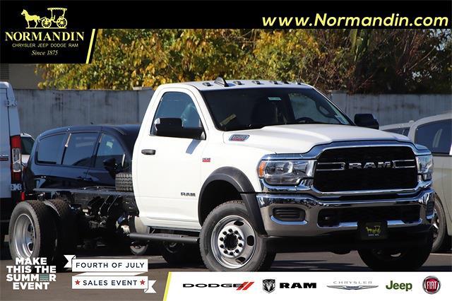 2020 Ram 5500 Regular Cab DRW 4x4, Cab Chassis #201100 - photo 1