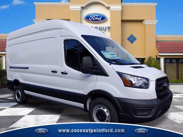 2020 Ford Transit 250 High Roof 4x2, Empty Cargo Van #LKB70996 - photo 1