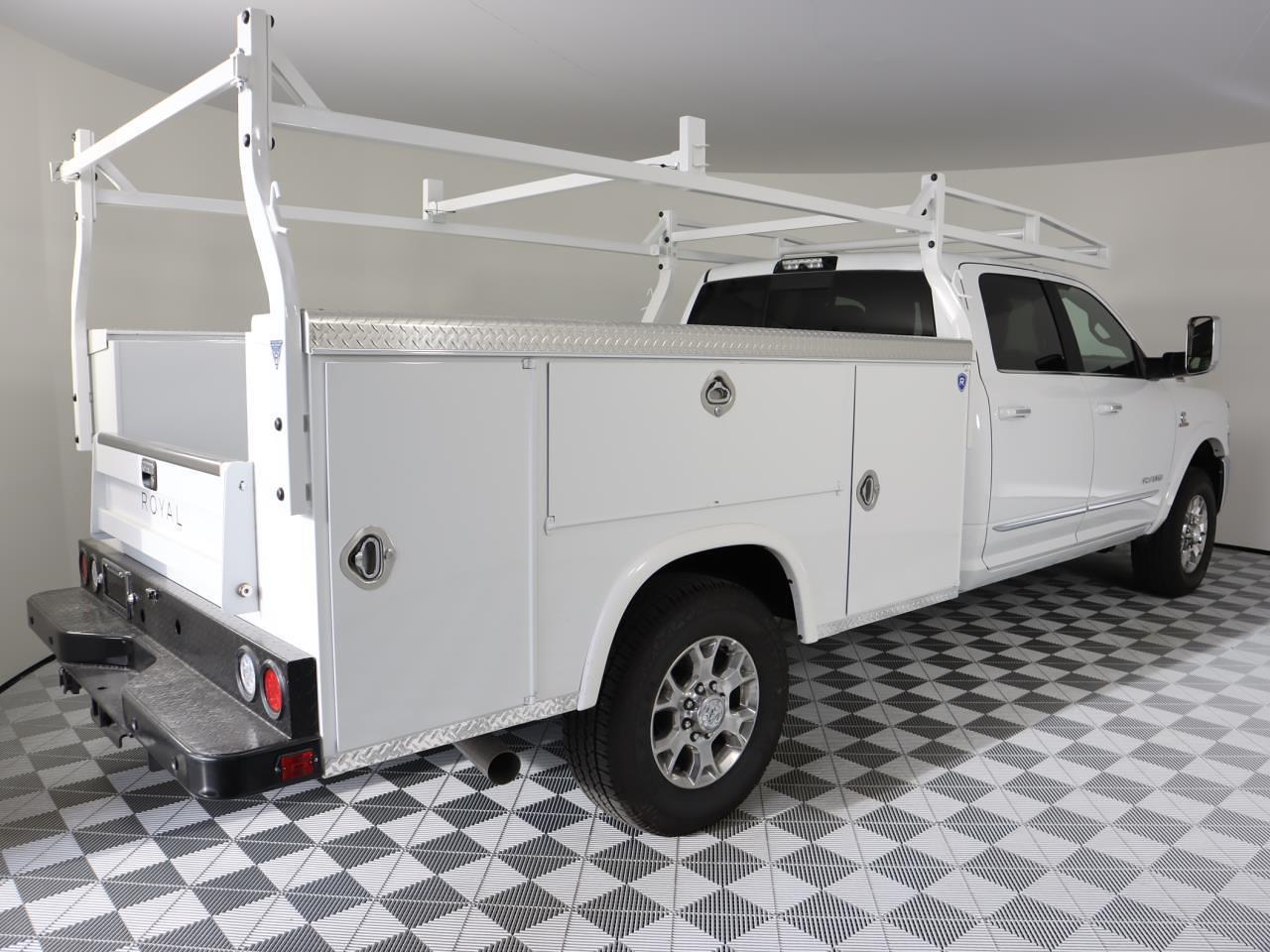 2020 Ram 3500 Crew Cab 4x4, Royal Truck Body Service Body #RR20423 - photo 1