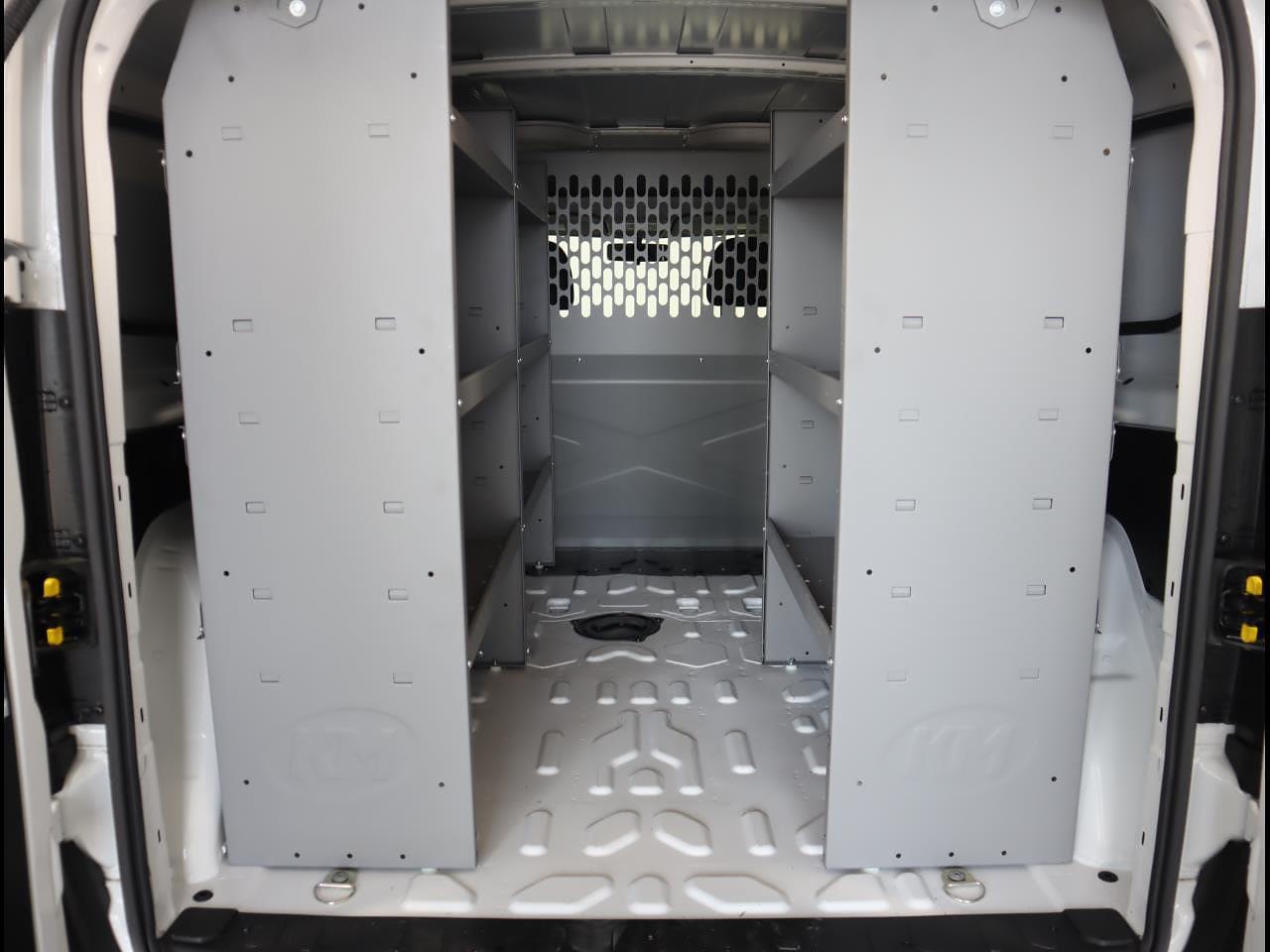 2021 Ram ProMaster City FWD, Upfitted Cargo Van #RR21505 - photo 1