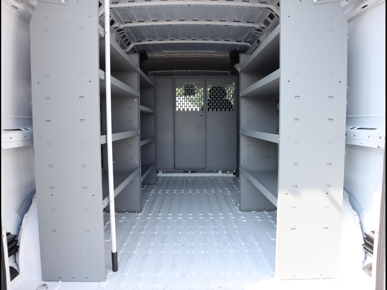 2021 Ram ProMaster 2500 High Roof FWD, Upfitted Cargo Van #RR21559 - photo 1