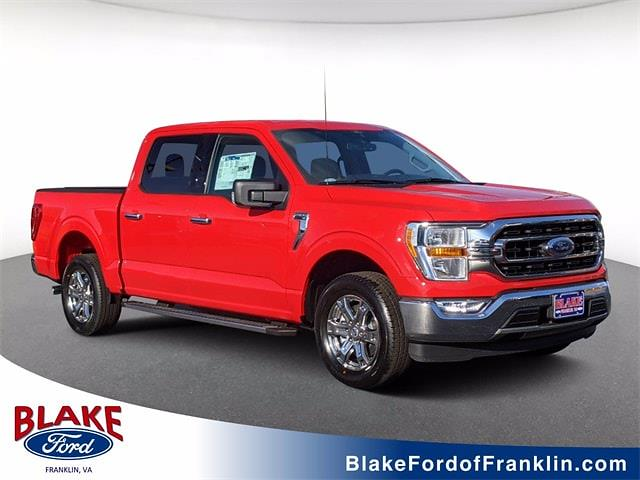 2021 Ford F-150 SuperCrew Cab 4x2, Pickup #NT9134 - photo 1
