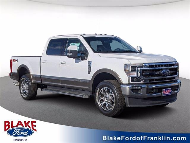 2021 Ford F-250 Crew Cab 4x4, Pickup #NT9150 - photo 1
