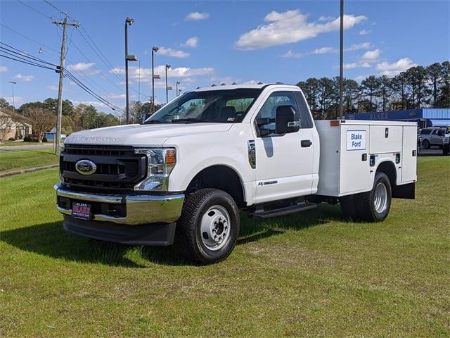 2020 Ford F-350 Regular Cab DRW 4x4, Knapheide Service Body #NT9153 - photo 7
