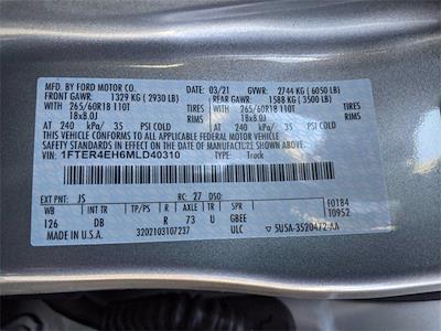 2021 Ford Ranger SuperCrew Cab 4x2, Pickup #NT9243 - photo 40