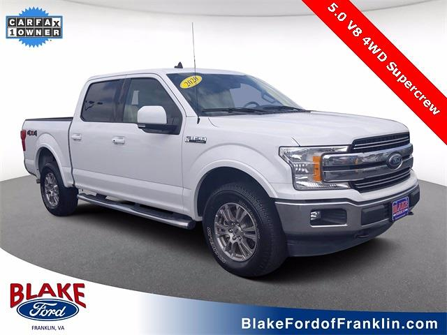 2020 Ford F-150 SuperCrew Cab 4x4, Pickup #UT9055P - photo 1