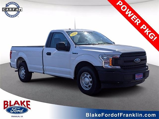 2018 Ford F-150 Regular Cab 4x2, Pickup #UT9173 - photo 1