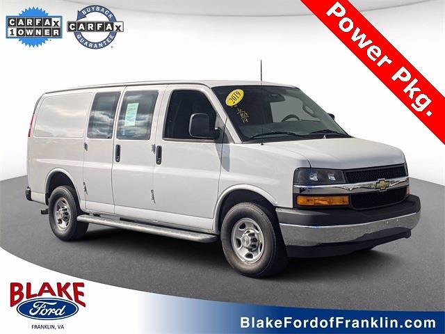 2019 Chevrolet Express 2500 4x2, Empty Cargo Van #UT9201P - photo 1