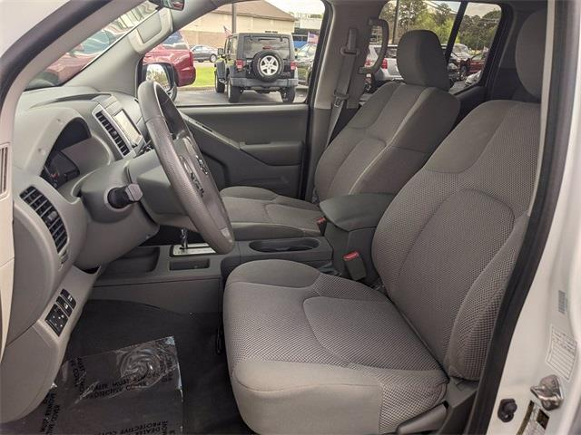 2019 Nissan Frontier Crew Cab 4x4, Pickup #UT9217P - photo 14