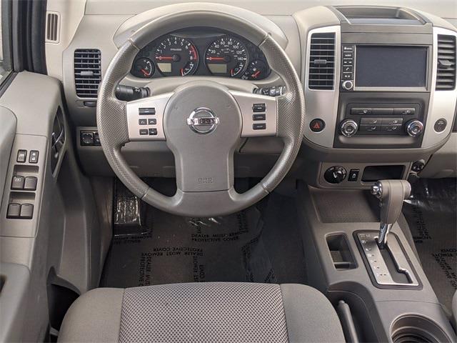 2019 Nissan Frontier Crew Cab 4x4, Pickup #UT9217P - photo 30
