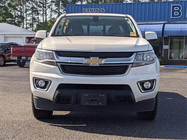 2016 Chevrolet Colorado Crew Cab 4x4, Pickup #UT9227A - photo 2