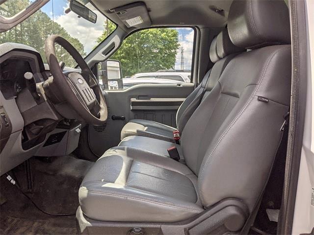 2012 F-350 Regular Cab DRW 4x4,  Dump Body #UT9231 - photo 16