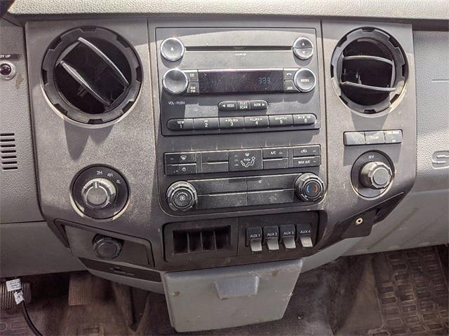 2012 F-350 Regular Cab DRW 4x4,  Dump Body #UT9231 - photo 21