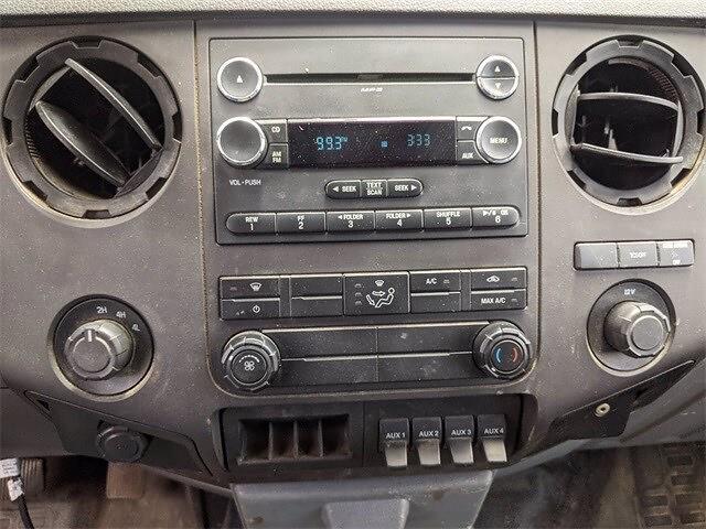 2012 F-350 Regular Cab DRW 4x4,  Dump Body #UT9231 - photo 22