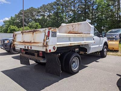 2012 F-350 Regular Cab DRW 4x4,  Dump Body #UT9231 - photo 2