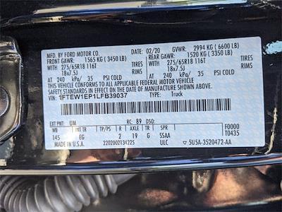 2020 Ford F-150 SuperCrew Cab 4x4, Pickup #UT9239P - photo 40