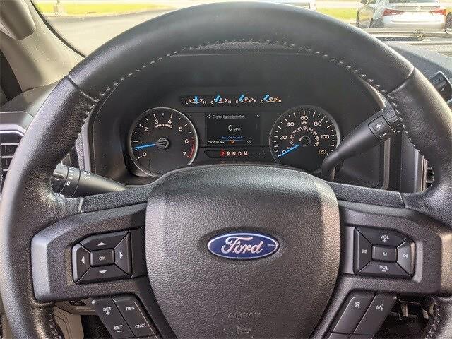2018 Ford F-150 SuperCrew Cab 4x4, Pickup #UT9241P - photo 17