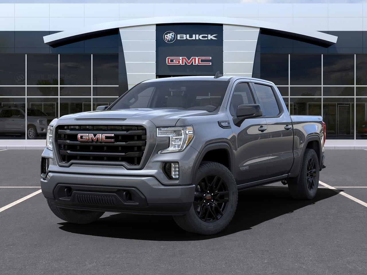 2021 GMC Sierra 1500 Crew Cab 4x4, Pickup #67673B - photo 6