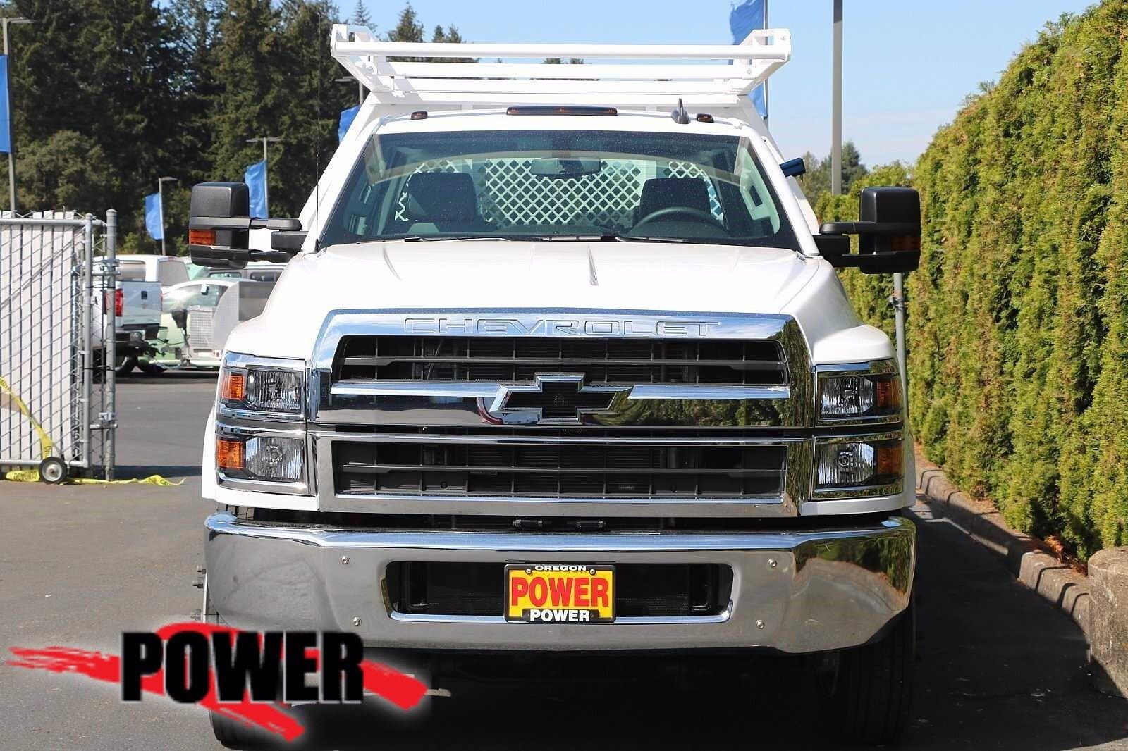 2020 Chevrolet Silverado 4500 Crew Cab DRW 4x2, Harbor Standard Contractor Body #23705 - photo 4
