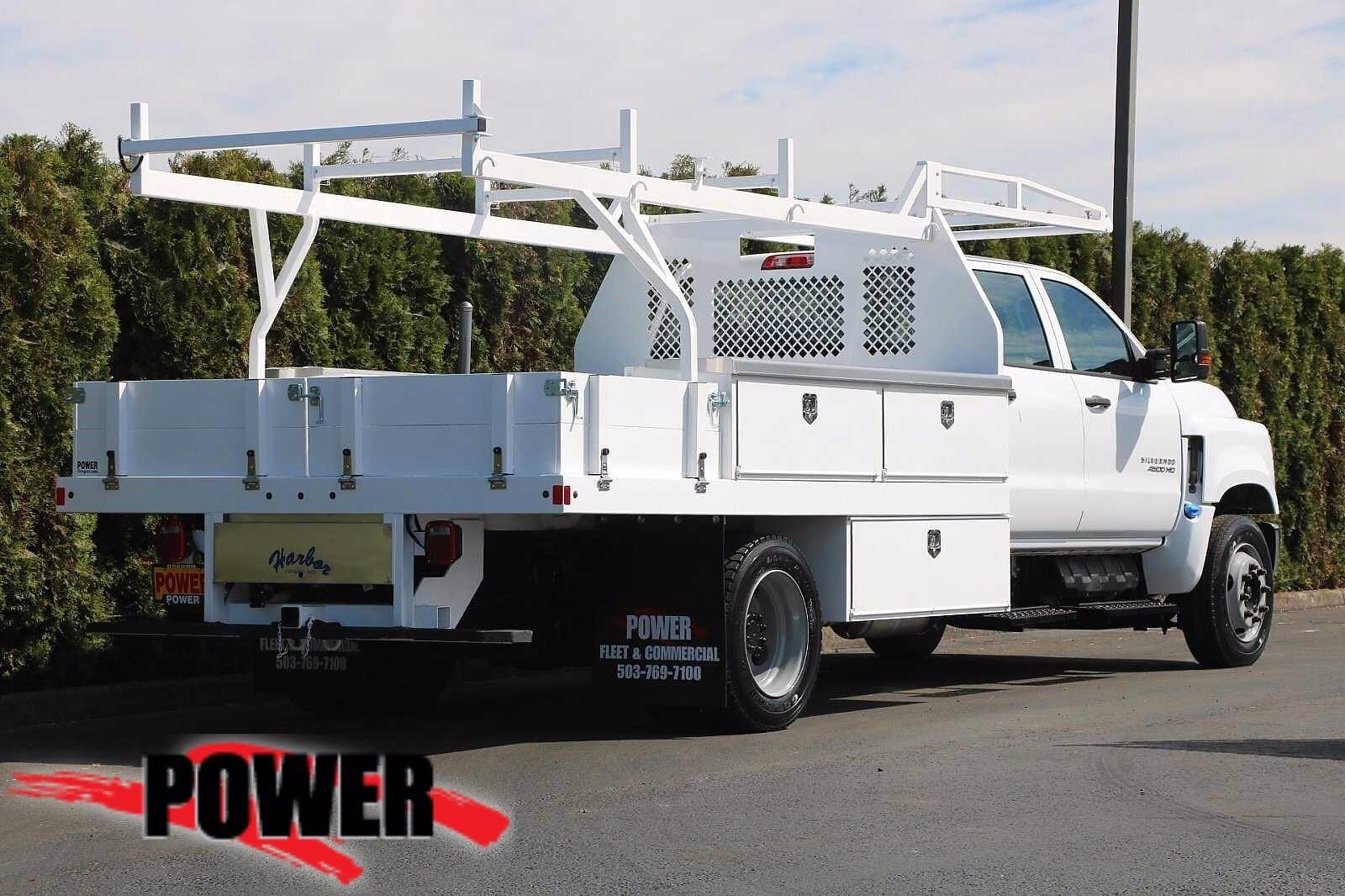 2020 Chevrolet Silverado 4500 Crew Cab DRW 4x2, Harbor Standard Contractor Body #23705 - photo 2