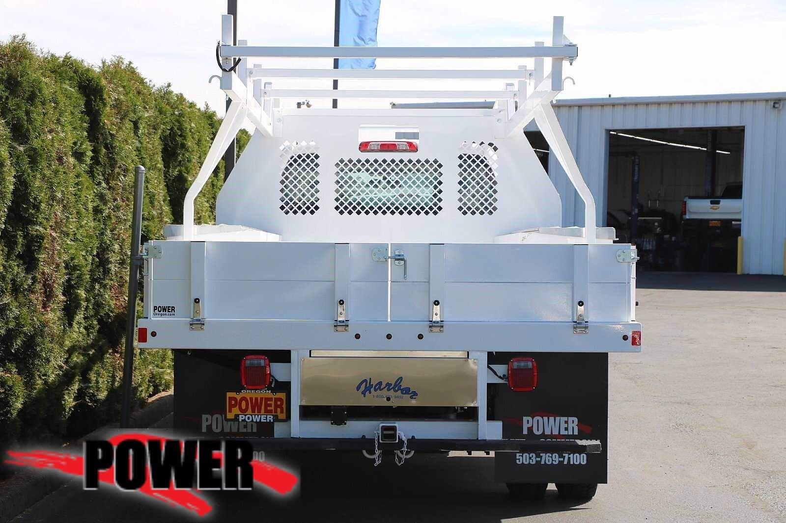 2020 Chevrolet Silverado 4500 Crew Cab DRW 4x2, Harbor Standard Contractor Body #23705 - photo 6