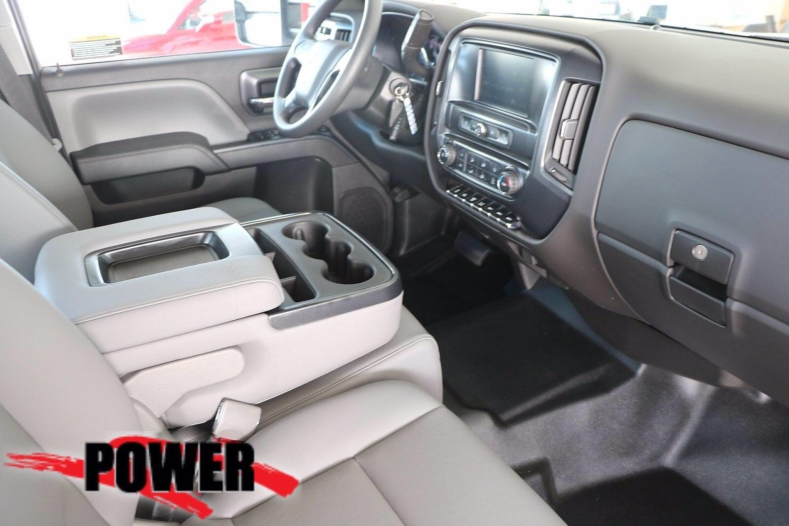 2020 Chevrolet Silverado 4500 Crew Cab DRW 4x2, Harbor Standard Contractor Body #23705 - photo 11