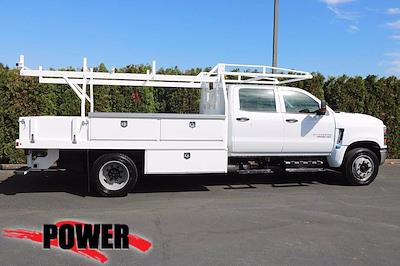 2020 Chevrolet Silverado 4500 Crew Cab DRW 4x2, Harbor Standard Contractor Body #23705 - photo 5