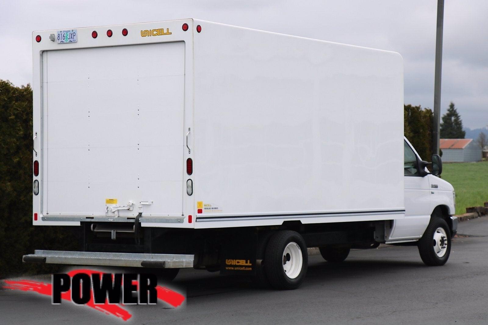 2016 Ford E-450 4x2, Cutaway Van #23986A - photo 1