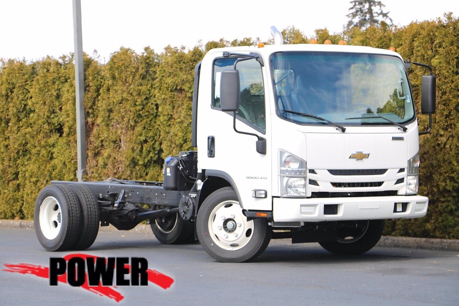 2020 Chevrolet LCF 5500XD Regular Cab DRW 4x2, Cab Chassis #24150 - photo 1