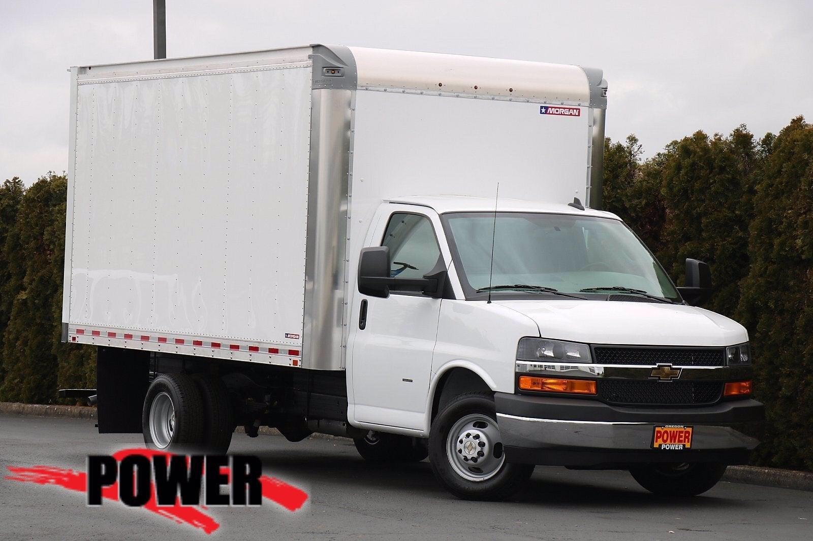 2021 Chevrolet Express 3500 4x2, Morgan Cutaway Van #24190 - photo 1