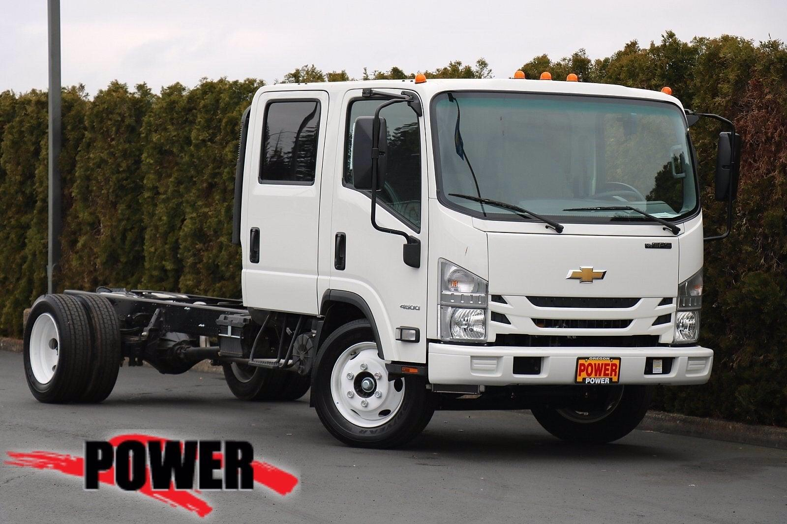 2021 Chevrolet LCF 4500 4x2, Cab Chassis #24258 - photo 1